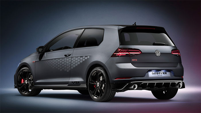 Fastest Volkswagen GTI TCR Concept