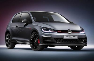 Volkswagen GTI TCR Concept