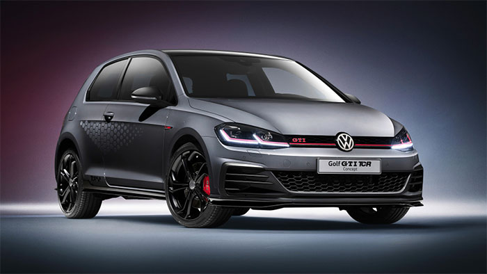 Volkswagen GTI TCR Concept