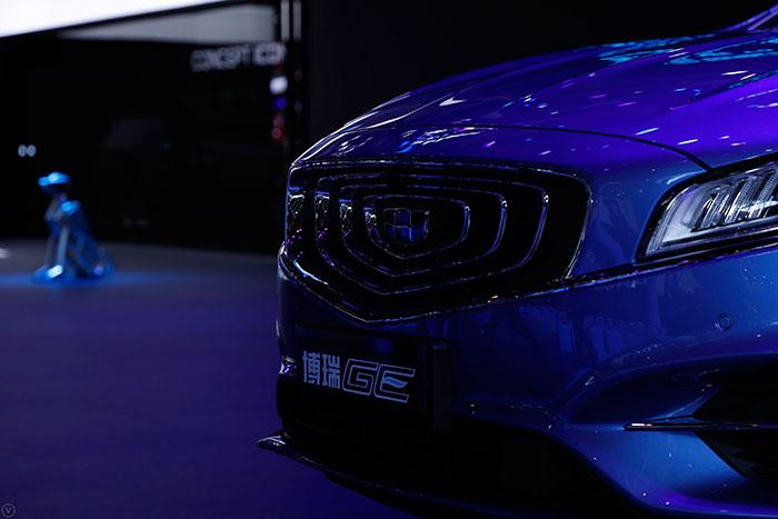 flagship new energy sedan