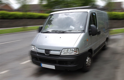 buying a van
