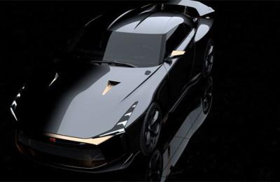 Nissan GTR-50 Makes A Whopping 710 Hp