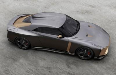Nissan GT R50