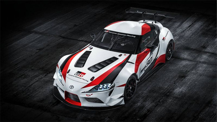 Toyota GR Supra Racing Costs $2 Million