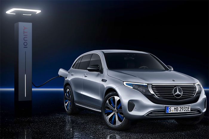 An Electric-SUV From Mercedes-Benz Will Hit The US market in 2020