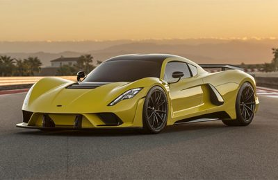 Hennessey Venom F5 Will Break All Records with 300 mph