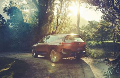 bmw electric suv concept