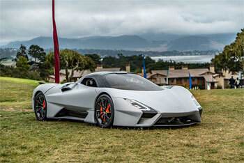 Fastest Car in the World 2019 Top Speed: 301 miles per hour
