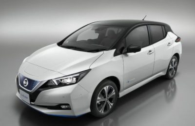 nissan leaf e+ debuts at ces 2019