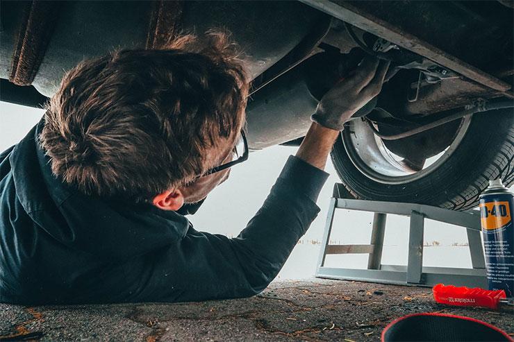 motor vehicle maintenance