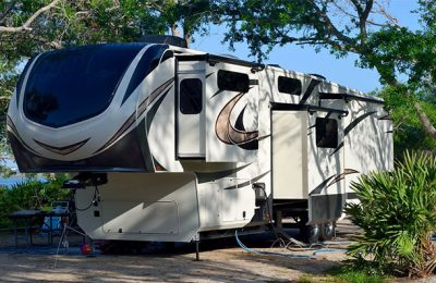 types of RV campers