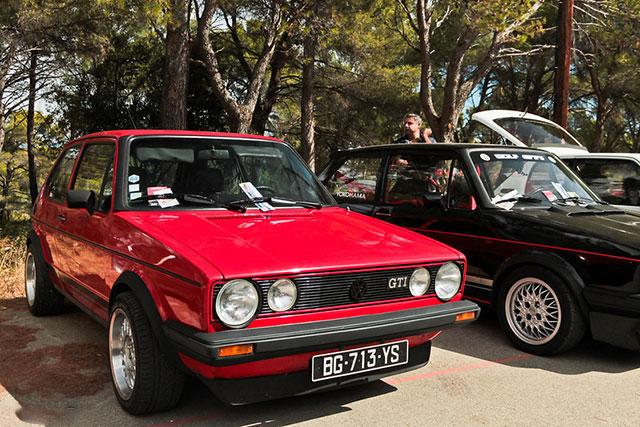 Volkswagen Golf MK1 GT