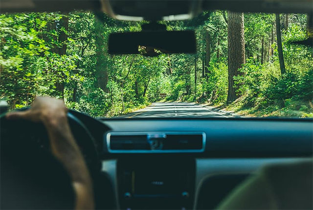 tips for greener driving