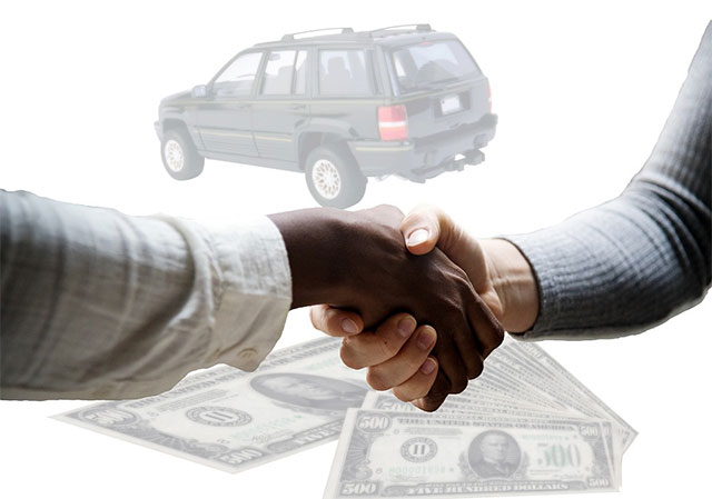 car cashed