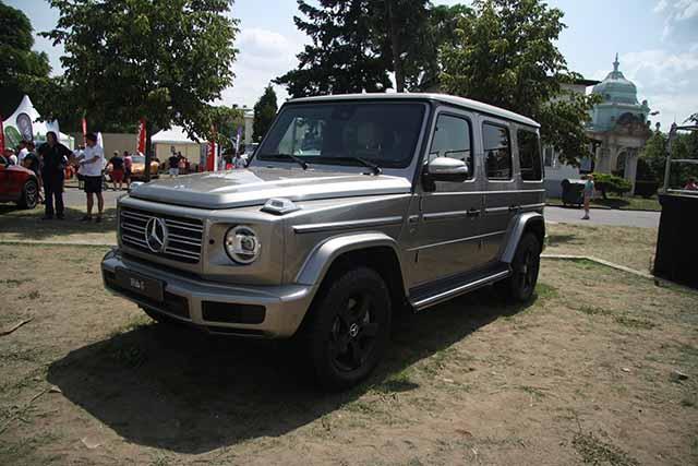 2021 Mercedes-Benz G-class Best luxury Off-road SUV