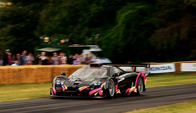 McLaren F1 GT forza horizon 4