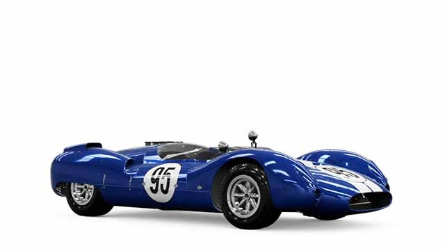 Shelby Monaco King Cobra forza horizon 4