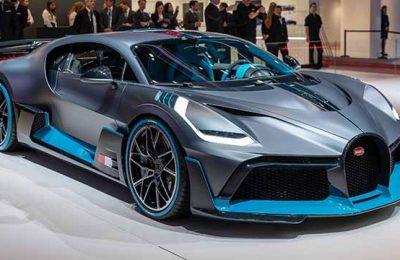 Bugatti Divo, GIMS 2019