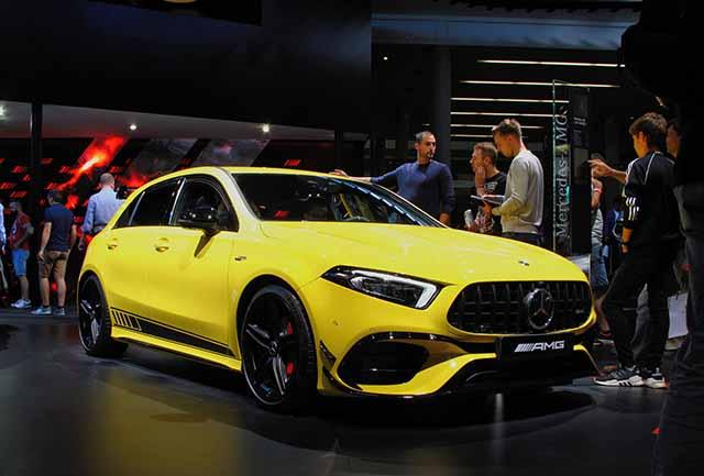 2021 Mercedes-AMG CLA 45
