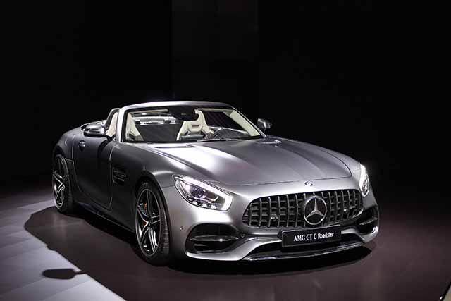 2021 Mercedes-AMG GT Roadster