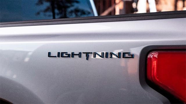 f-150 lightning truck